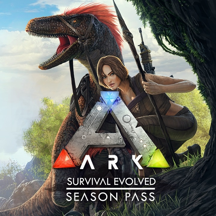 ARK: Survival Evolved Season Pass REGION FREE Wholesale