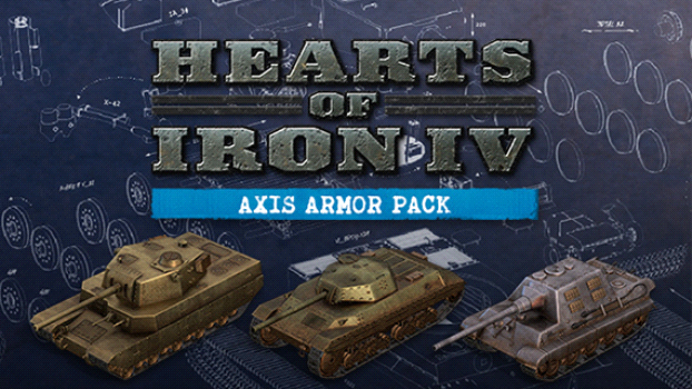 Hearts of Iron IV: Axis Armor Pack - Wholesale Key