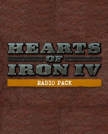 Hearts of Iron IV: Radio Pack - Wholesale Price Steam