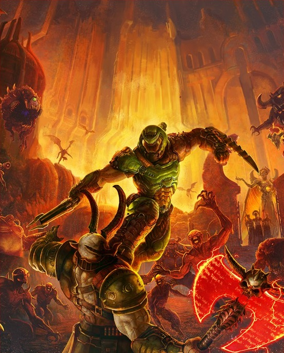 DOOM Eternal - Wholesale Price Steam Key