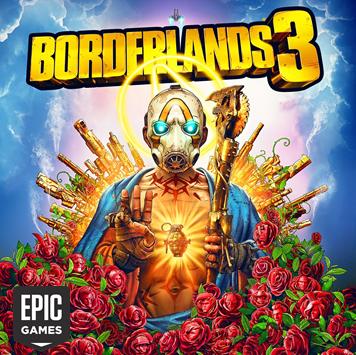 Фотография borderlands 3 официальный ключ epic store распродажа