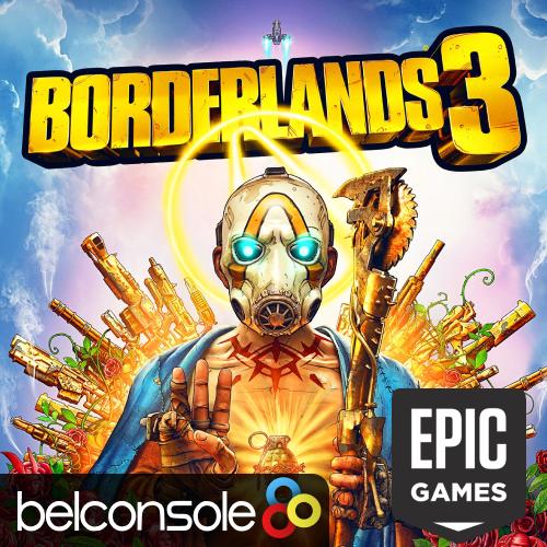 Borderlands 3 Официальный Ключ Epic Store Распродажа