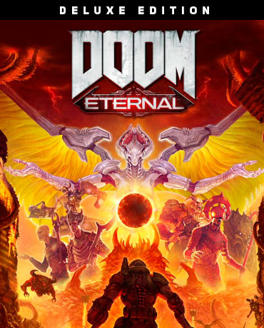 Doom Eternal Deluxe - Pre-Order + BONUS Wholesale Key
