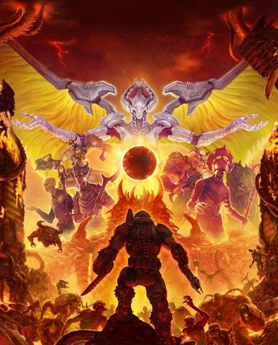 Doom Eternal Deluxe - Wholesale Price Steam Key