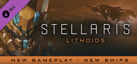 Stellaris Lithoids Species Pack DLC Wholesale +GIFT