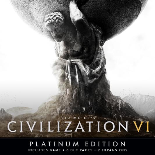 Civilization VI Platinum Edition Официальный Ключ Steam