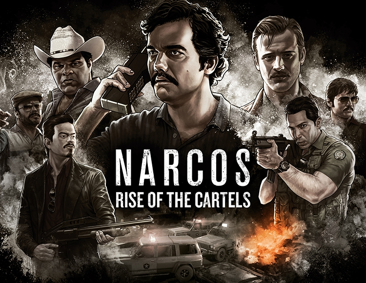 Narcos: Rise of the Cartels - IN STOCK NOW Wholesale