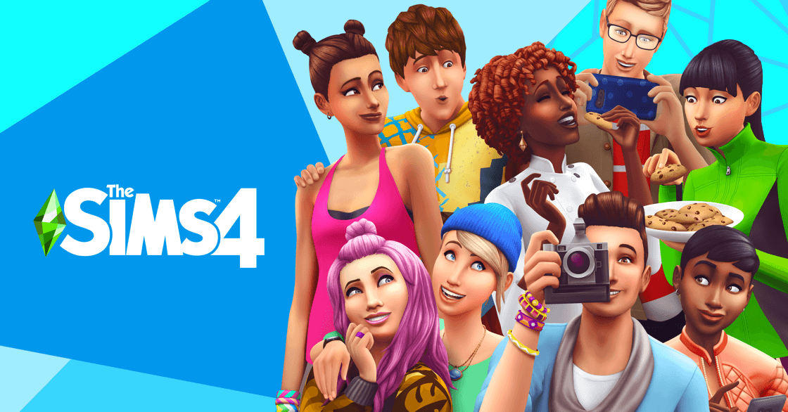 The Sims 4 Standard Edition REGION FREE Wholesale Price
