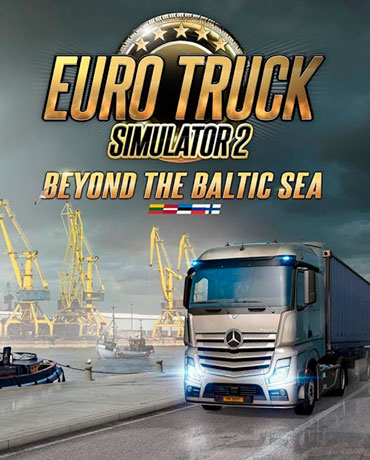 Euro Truck Simulator 2 Beyond the Baltic Sea Steam Key