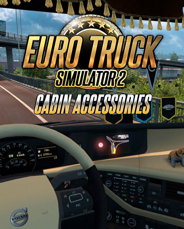 Euro Truck Simulator 2 Cabin Accessories - Wholesale