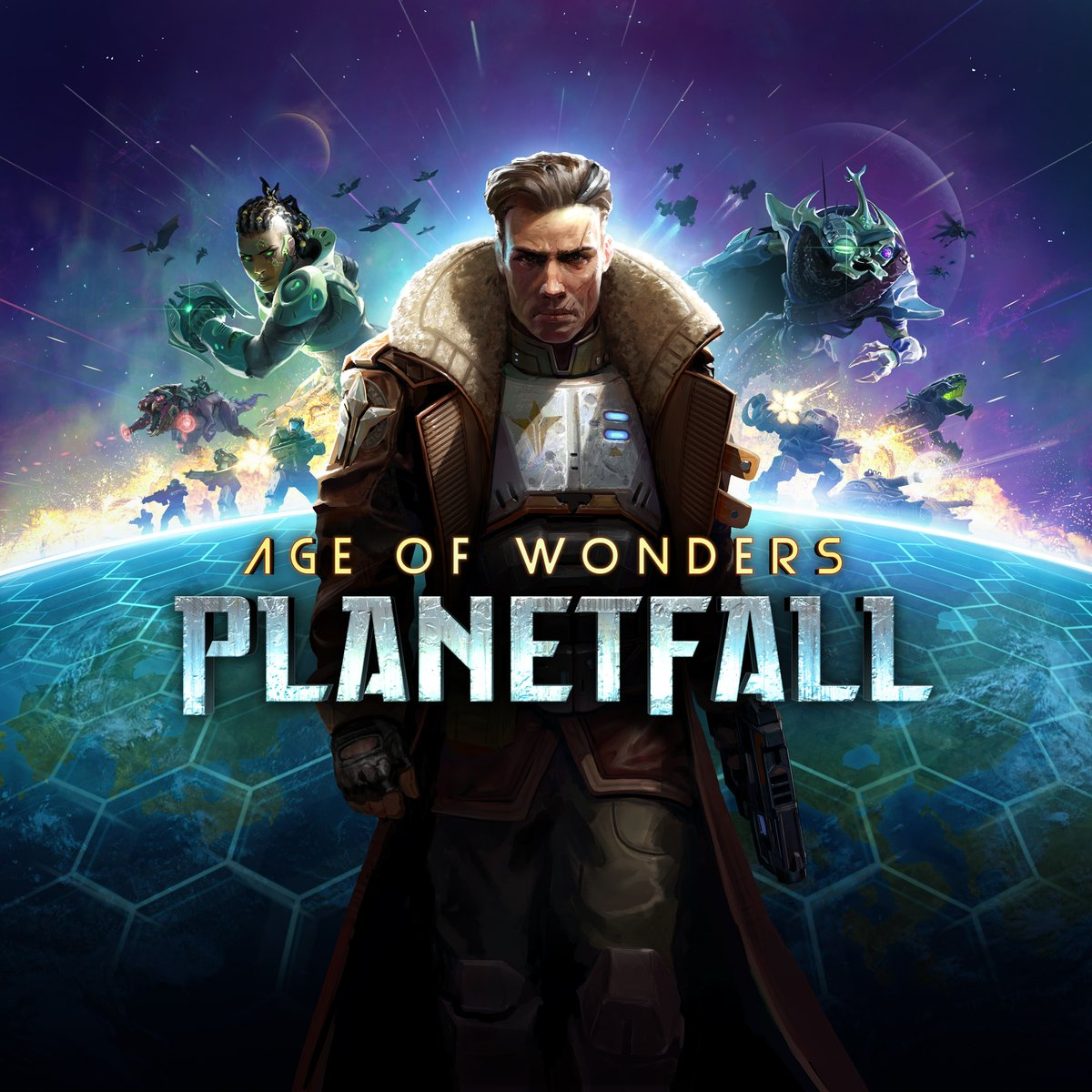 Age of Wonders: Planetfall +BONUS Wholesale Steam Key