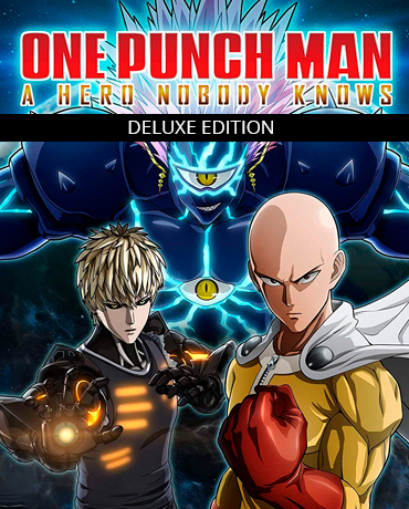 ONE PUNCH MAN:A HERO NOBODY KNOWS DELUXE+BONUS PreOrder