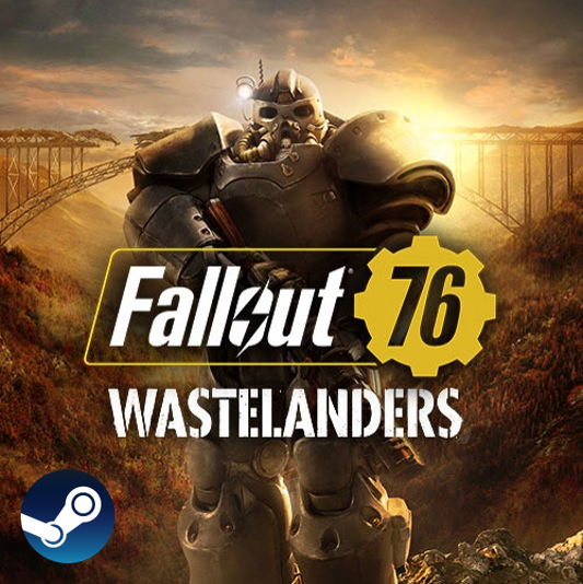 Fallout 76 + Wastelanders - Wholesale Price Steam Key