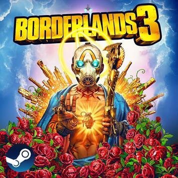 Borderlands 3 Официальный Ключ Steam