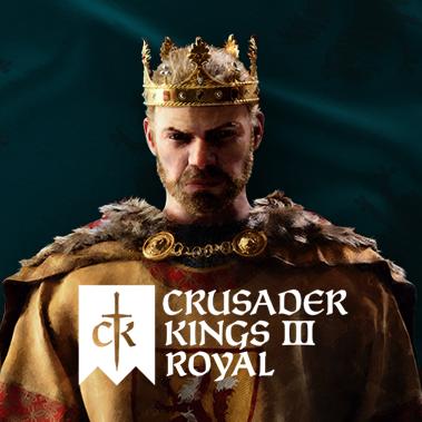 Crusader Kings 3 III Royal - Официальный ключ Steam
