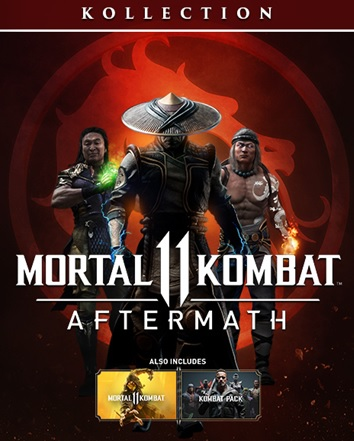Mortal Kombat 11+ Aftermath Kollection+Bonus Wholesale