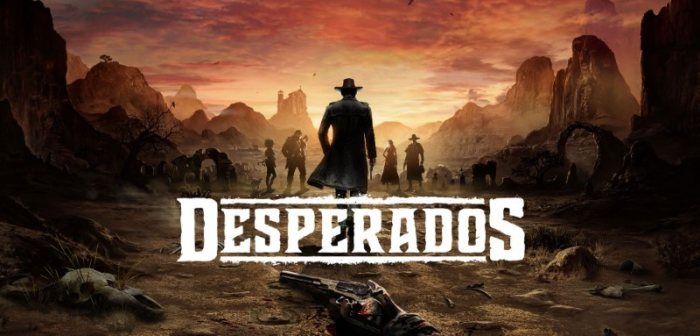 DESPERADOS 3 III Standart Edition Официальный ключ