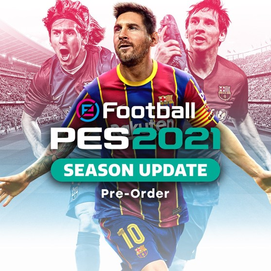 PES 2021 Season Update Standard +BONUS Wholesale Price