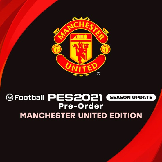 eFootball PES 2021 Season Update Manchester United КЛЮЧ