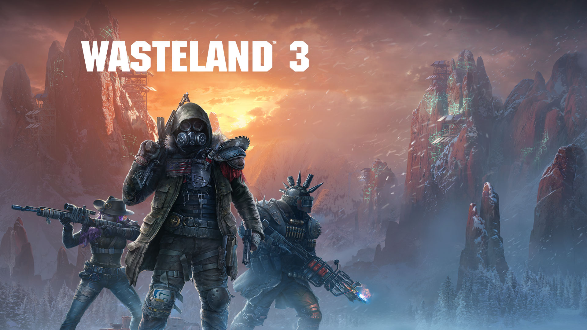 Wasteland 3 + PRE-ORDER BONUSES - Wholesale Key Steam