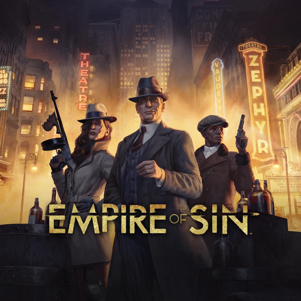 Empire of Sin - УЖЕ ОТГРУЖАЕМ Официальный Ключ + БОНУСЫ