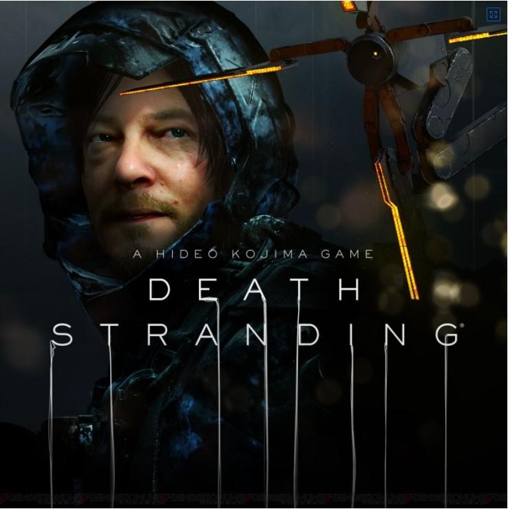 Фотография death stranding - официальный ключ steam + бонусы