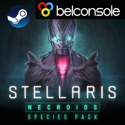 Фотография stellaris: necroids species pack dlc официальный ключ