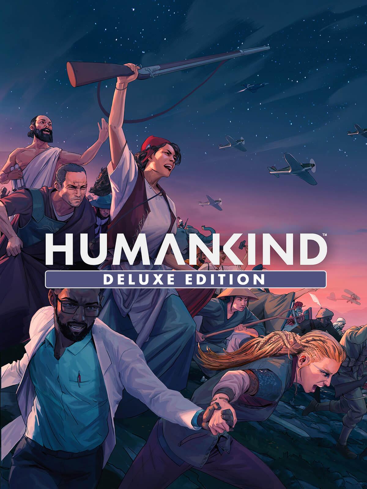 HUMANKIND Digital Deluxe Edition - Официальный Ключ