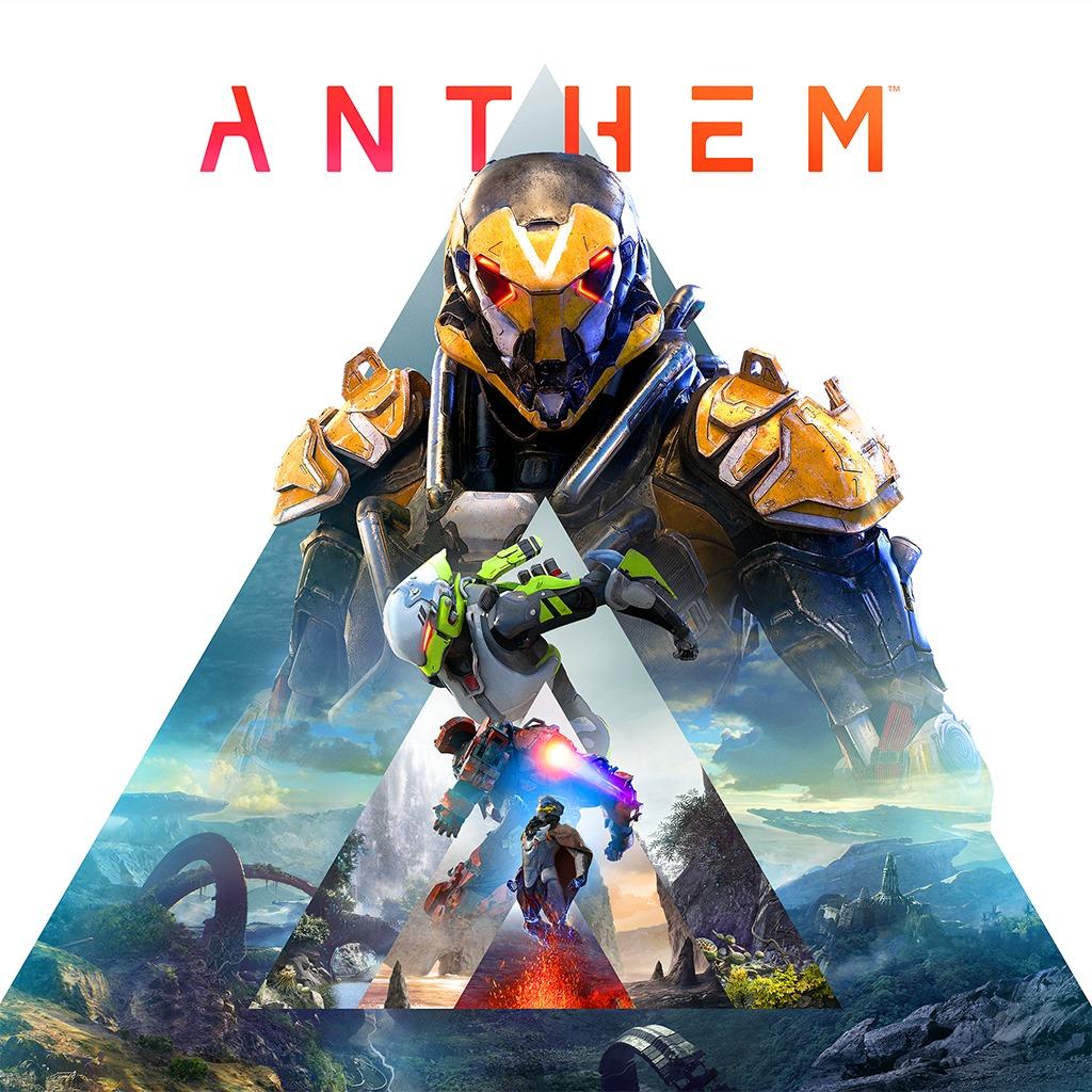 Anthem - Официальный Ключ ВСЕ СТРАНЫ Origin