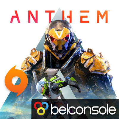 Anthem - Wholesale Price Origin REGION FREE