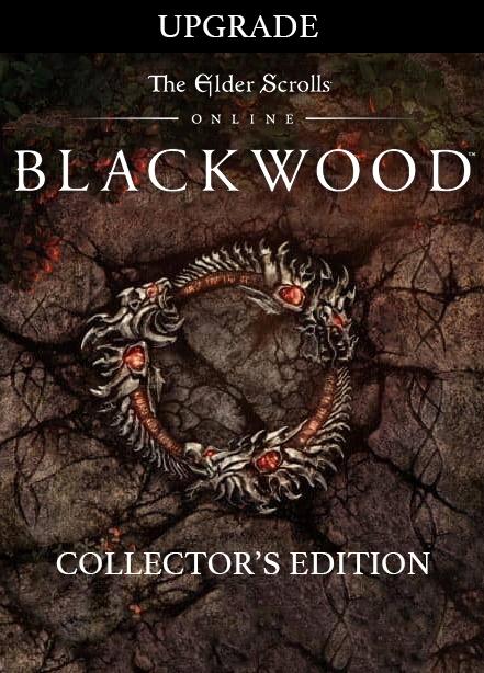 TESO: Blackwood Collector's Upgrade - Официально Steam