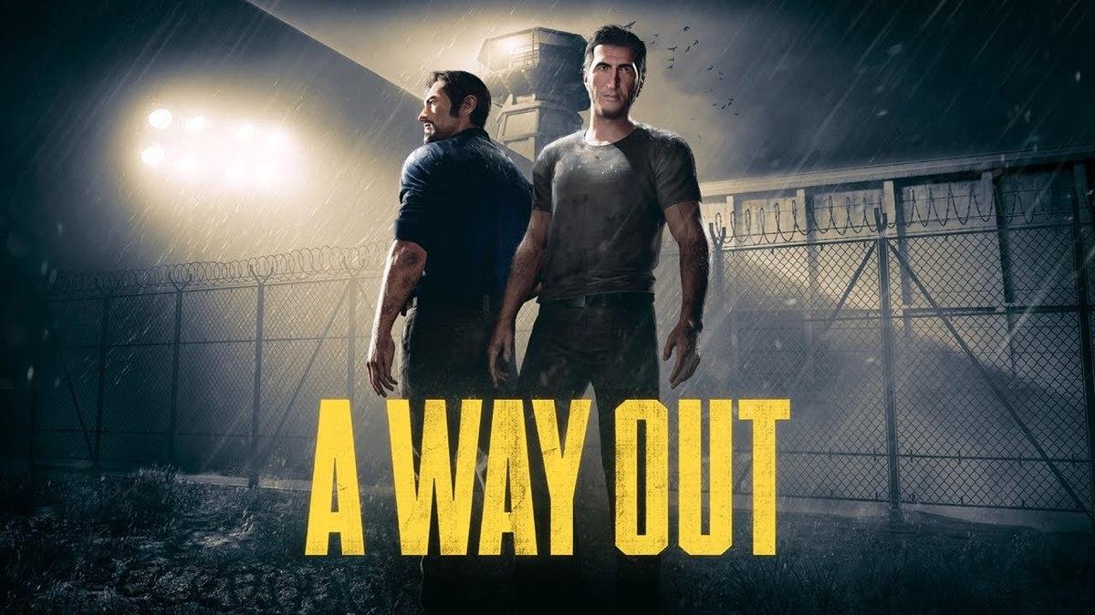 Фотография 🔶a way out  - официальный global ключ - origin