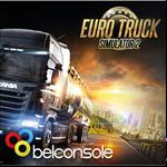 Euro Truck Simulator 2 - Оригинальный Ключ Steam
