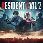 RESIDENT EVIL 2 Remake RE:2 Официальный Ключ Steam