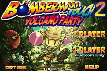 Bomberman Touch 2 Volcano Party v1.0.0 iPhone iPod Touc