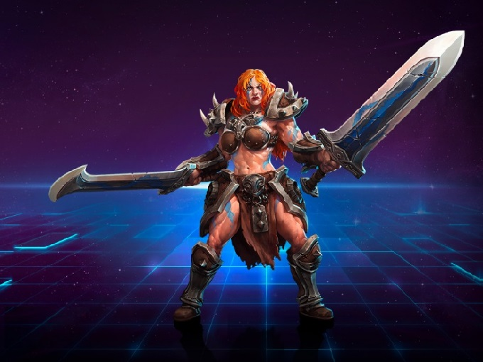 SONYA + LI LI + ZAGARA  HEROES OF THE STORM
