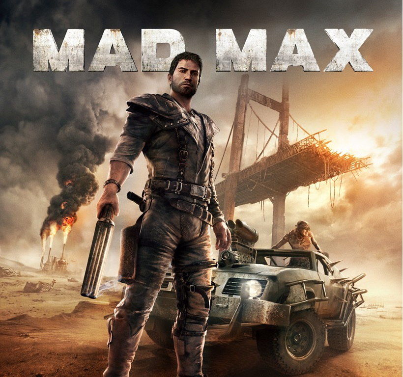 MAD MAX  steam CD-key RU/CIS