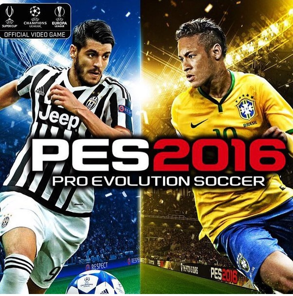 PRO EVOLUTION SOCCER 2016 Day 1 ed  cd-key RU/CIS steam