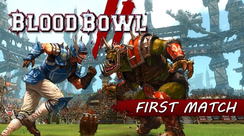 Blood Bowl 2 Steam Key RU/Cis