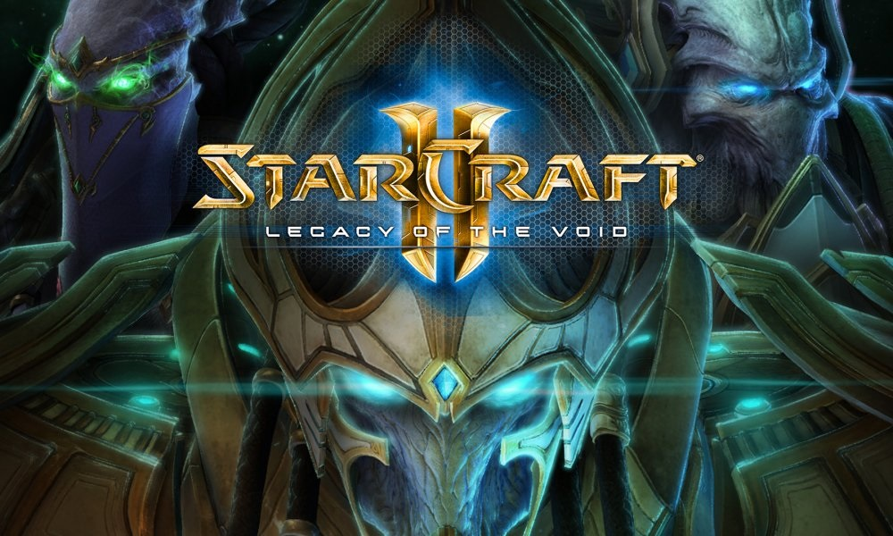 STARCRAFT II : LEGACY OF THE VOID Euro