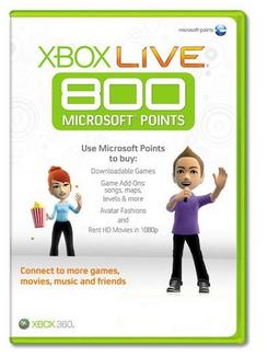 Купить Xbox LIVE EU 800 Points EU RU