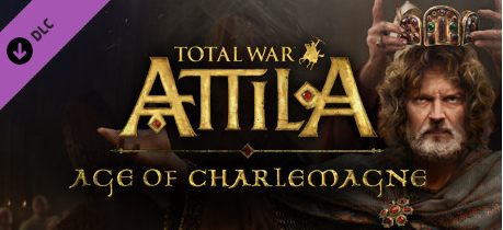 Total War: ATTILA: DLC Age of Charlemagne Cam. Pack Ru