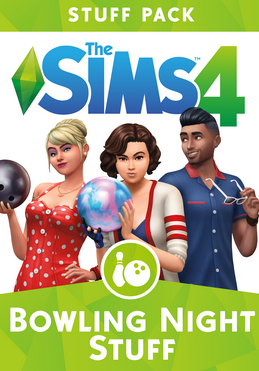 Купить The Sims 4 Bowling Night Stuff DLC ORIGIN CD-KEY GLOBAL