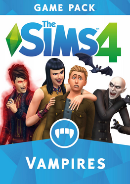 Купить The Sims 4: Vampires DLC ORIGIN CD-KEY GLOBAL