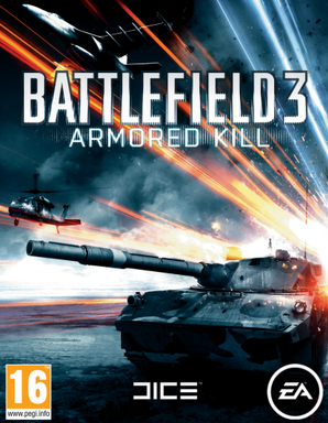 Купить Battlefield 3: Armored Kill (RegionFree/Multilang)