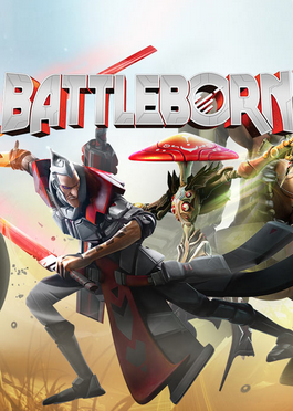 Battleborn STEAM + Firstborn Pack  Region free