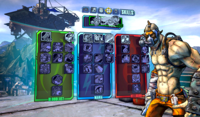 Borderlands 2: Psycho Pack (Steam KEY) DLC ROW