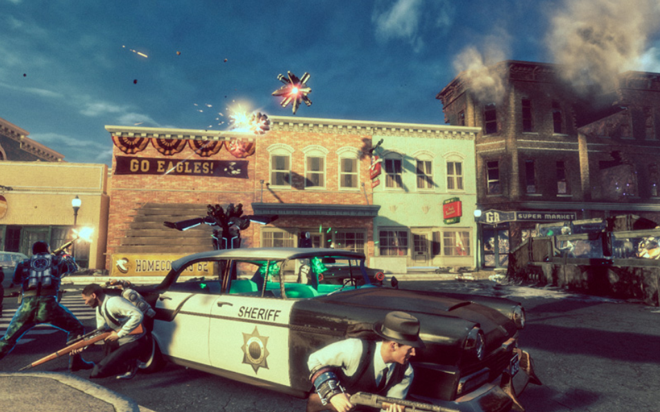 The Bureau: XCOM Declassified Region Free