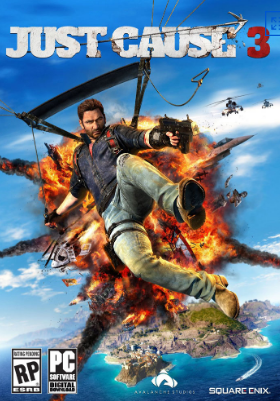 Just Cause 3 (Steam KEY)RU/cis + capstone bloodhound