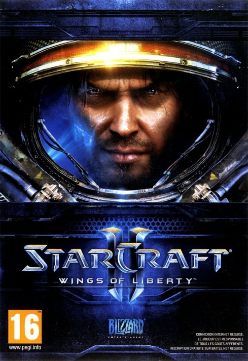 StarCraft 2 II - Wings of Liberty EU